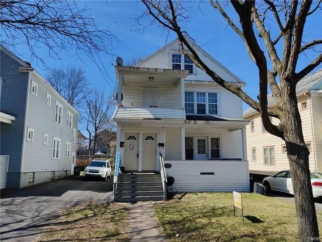 206-208 Hubbell Avenue #8, Syracuse, NY 13207 (MLS #S1362984) :: BridgeView Real Estate