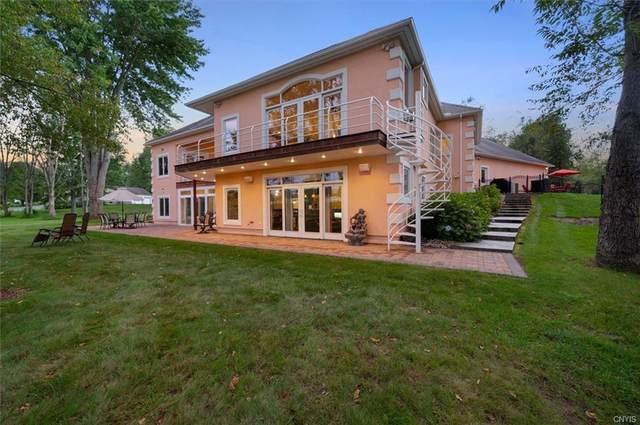9170 River Road, Lysander, NY 13135 (MLS #S1363037) :: BridgeView Real Estate