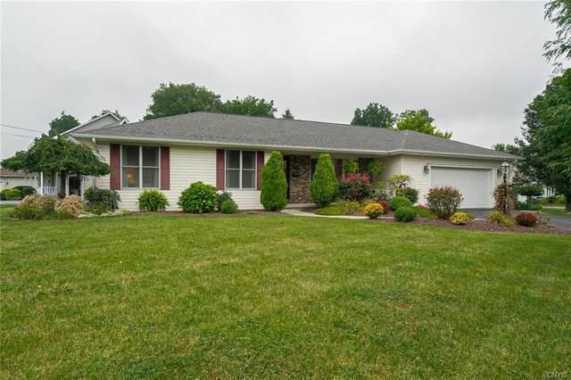 500 Blueberry Lane, Geddes, NY 13219 (MLS #S1363259) :: BridgeView Real Estate