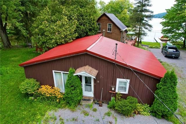 23 S Lake Road, De Ruyter, NY 13052 (MLS #S1363328) :: Serota Real Estate LLC