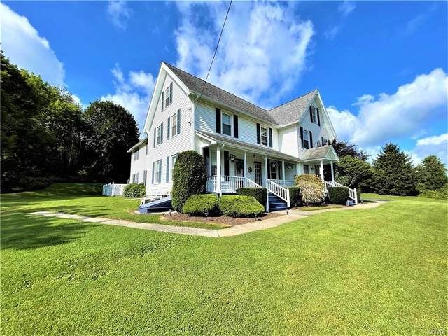 301 Old State Road, Newport, NY 13431 (MLS #S1363415) :: BridgeView Real Estate