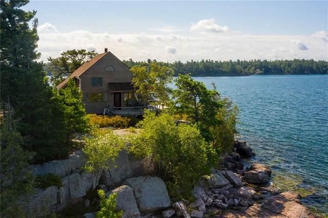 1 St Ann Island, Hammond, NY 13646 (MLS #S1363421) :: Thousand Islands Realty
