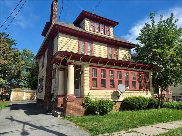 821 Onondaga Avenue, Syracuse, NY 13207 (MLS #S1363490) :: TLC Real Estate LLC