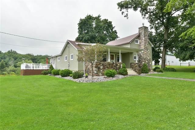 1947 Albany Road, Frankfort, NY 13340 (MLS #S1363519) :: BridgeView Real Estate