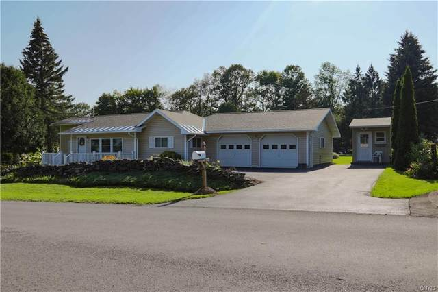 173 Camp Road, Litchfield, NY 13322 (MLS #S1363521) :: BridgeView Real Estate