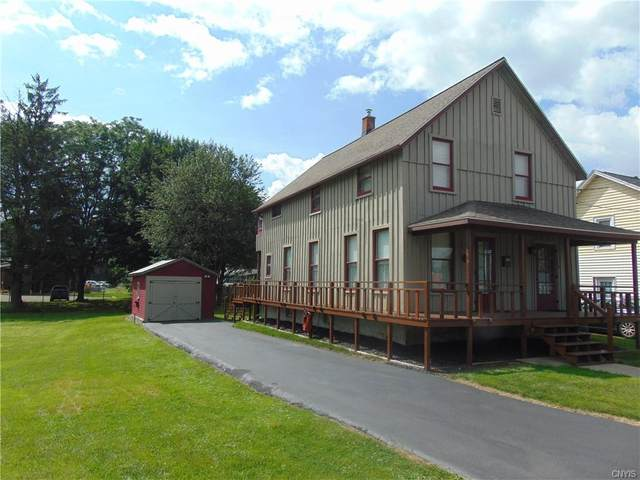 247-249 Port Watson Street, Cortland, NY 13045 (MLS #S1363589) :: BridgeView Real Estate