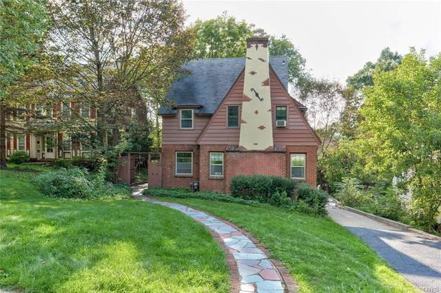 130 Circle Road, Syracuse, NY 13210 (MLS #S1363605) :: BridgeView Real Estate