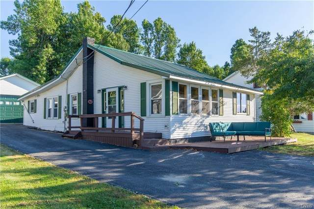 23342 County Route 59, Brownville, NY 13634 (MLS #S1363844) :: BridgeView Real Estate