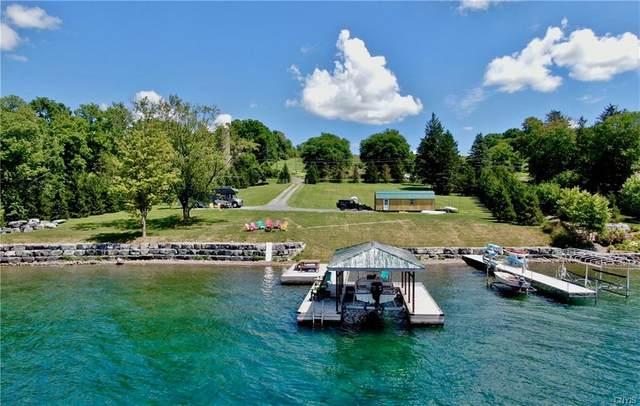 2475 E Lake Road, Spafford, NY 13152 (MLS #S1363886) :: Serota Real Estate LLC