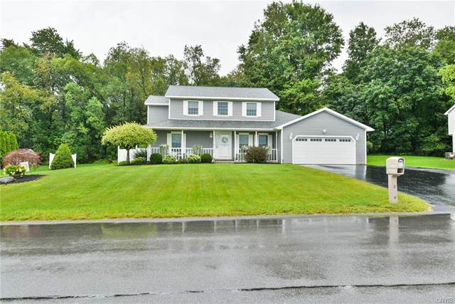 506 Bretts Way, Whitestown, NY 13492 (MLS #S1363905) :: BridgeView Real Estate