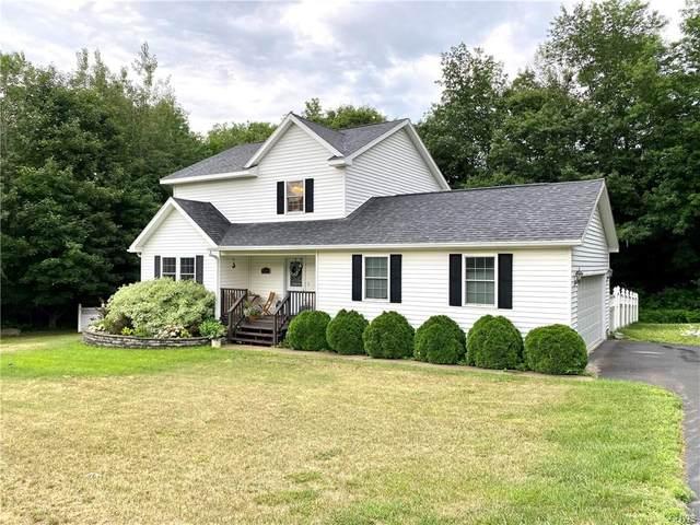 35296 Lewis, Champion, NY 13619 (MLS #S1363930) :: BridgeView Real Estate