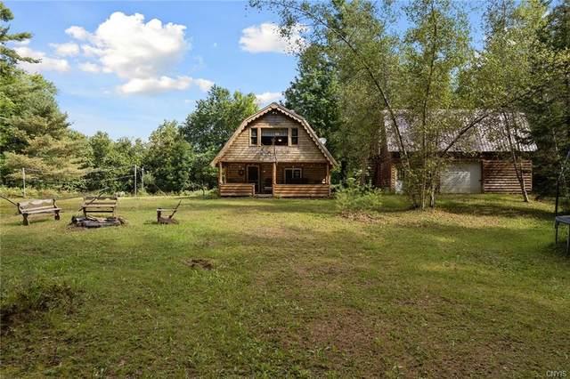 497 Stormy Hill Road, Russia, NY 13324 (MLS #S1364076) :: Serota Real Estate LLC