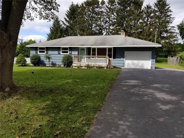 4981 W Seneca Turnpike, Onondaga, NY 13215 (MLS #S1364159) :: BridgeView Real Estate