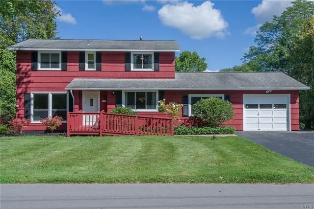 506 Hamilton Parkway, Dewitt, NY 13214 (MLS #S1364235) :: BridgeView Real Estate