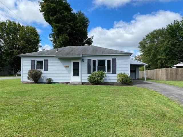 89 Oakdale Avenue S, New Hartford, NY 13413 (MLS #S1364343) :: Serota Real Estate LLC