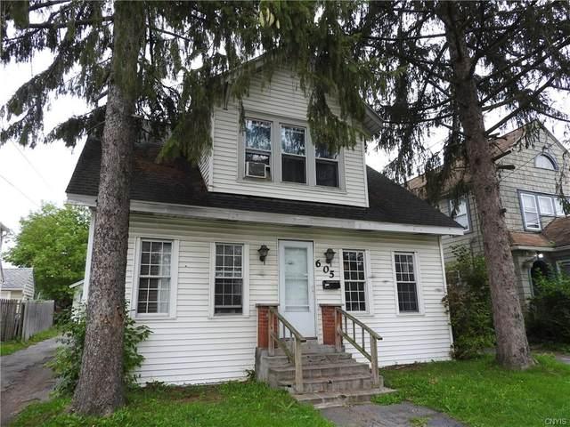 605 Seeley Road, Syracuse, NY 13224 (MLS #S1364400) :: BridgeView Real Estate