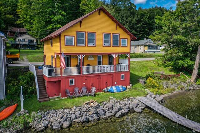 7698 State Highway 28, Exeter, NY 13439 (MLS #S1364423) :: Serota Real Estate LLC