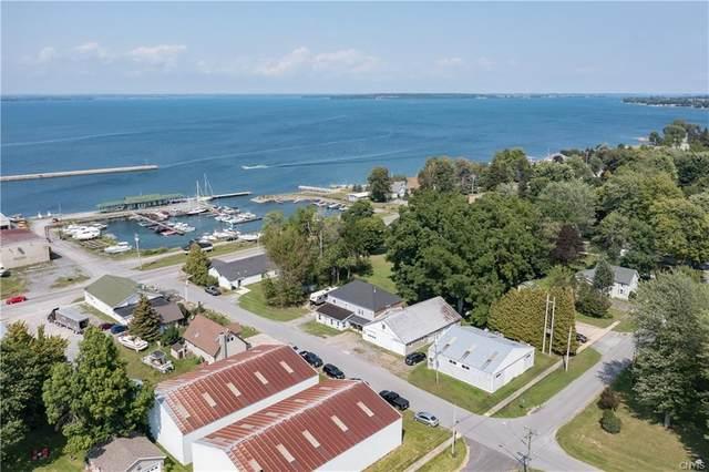 176 Lee Street, Cape Vincent, NY 13618 (MLS #S1364439) :: BridgeView Real Estate