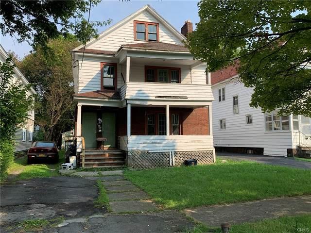 436 Kirk Avenue #38, Syracuse, NY 13205 (MLS #S1364601) :: BridgeView Real Estate