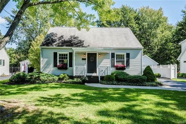 30 Orchard Road, Skaneateles, NY 13152 (MLS #S1364616) :: BridgeView Real Estate