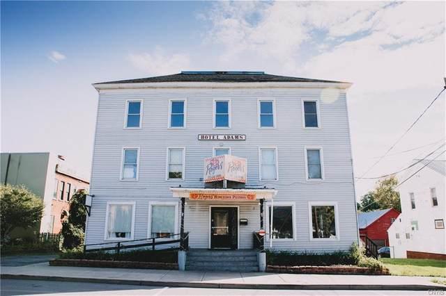 4 W Church Street, Adams, NY 13605 (MLS #S1364721) :: BridgeView Real Estate