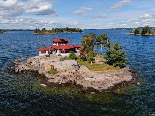 0 Pine Tree Island, Hammond, NY 13646 (MLS #S1364872) :: Robert PiazzaPalotto Sold Team