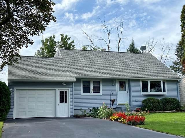 212 Lee Terrace, Manlius, NY 13057 (MLS #S1364899) :: BridgeView Real Estate