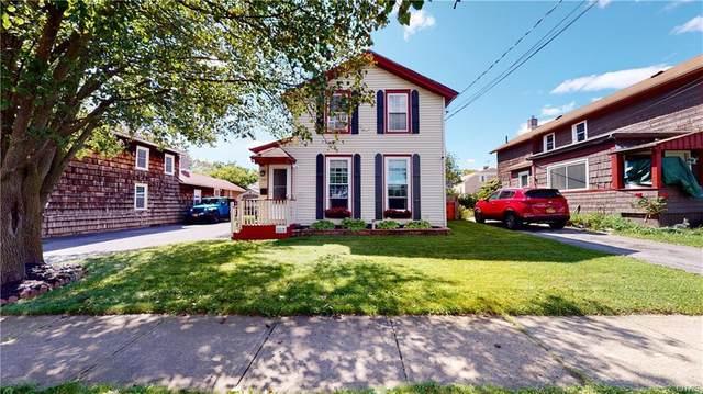 107 Pharis Street, Syracuse, NY 13204 (MLS #S1364999) :: MyTown Realty
