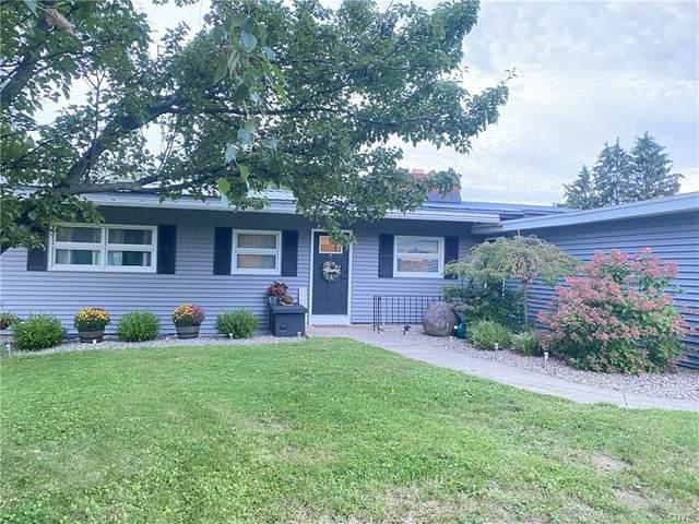 6228 Oakridge Road, Owasco, NY 13021 (MLS #S1365044) :: Robert PiazzaPalotto Sold Team