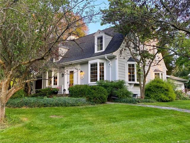 100 Shirley Road, Syracuse, NY 13224 (MLS #S1365116) :: BridgeView Real Estate