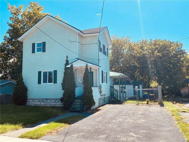 114 E Lynde Street, Watertown-City, NY 13601 (MLS #S1365162) :: Thousand Islands Realty