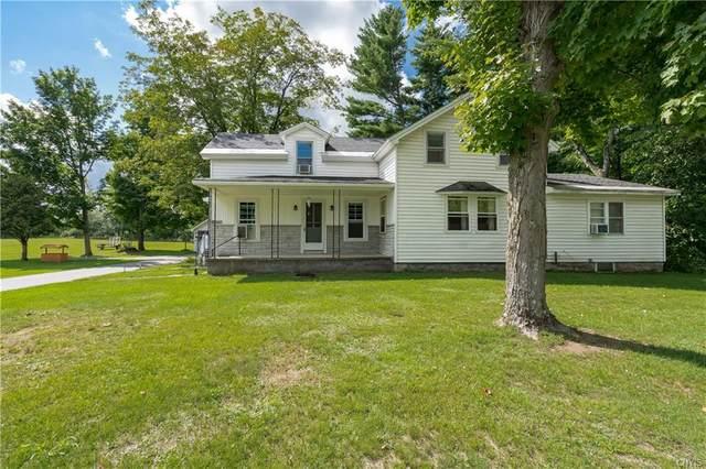 8387 Van Amber Road, New Bremen, NY 13620 (MLS #S1365174) :: TLC Real Estate LLC