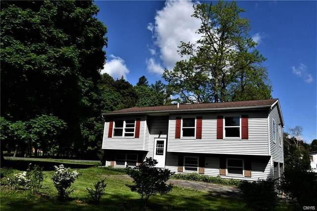 1511 Coon Hill Road, Skaneateles, NY 13152 (MLS #S1365215) :: BridgeView Real Estate
