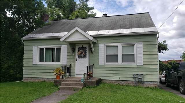 120 Burten Street, Syracuse, NY 13210 (MLS #S1365220) :: BridgeView Real Estate