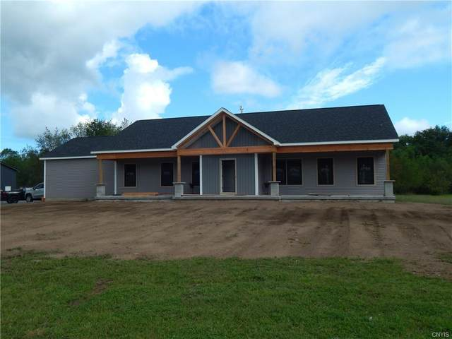 256 County Route 51A, Scriba, NY 13126 (MLS #S1365228) :: Serota Real Estate LLC