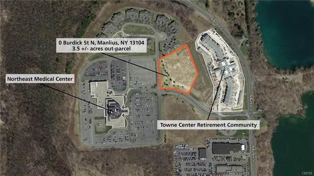 0 Burdick Street N, Manlius, NY 13104 (MLS #S1365464) :: TLC Real Estate LLC