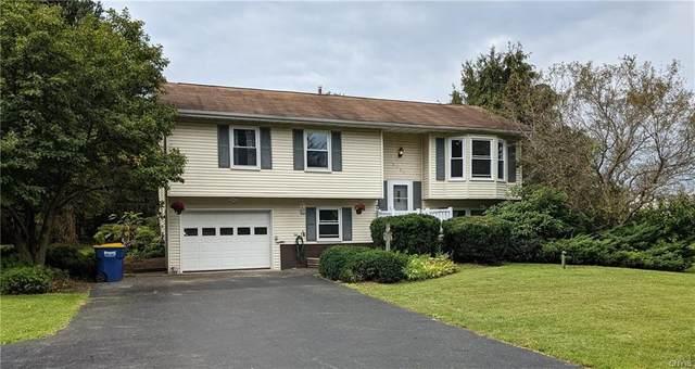 2420 Warners Road, Van Buren, NY 13164 (MLS #S1365584) :: BridgeView Real Estate