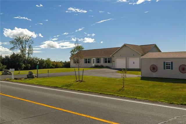 34755 State Route 180, Orleans, NY 13656 (MLS #S1365594) :: BridgeView Real Estate