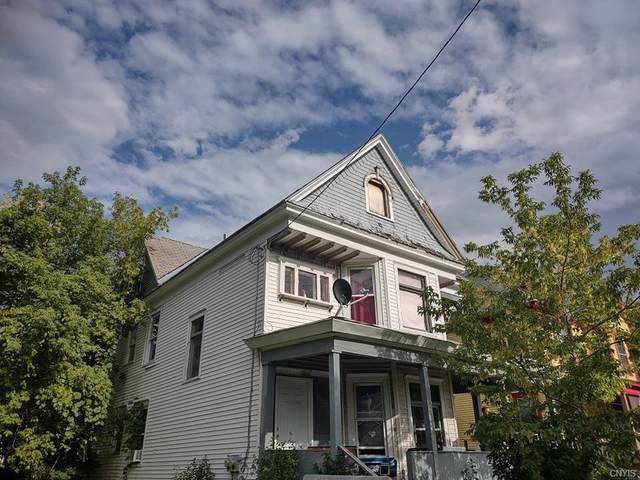 1721 S State Street #23, Syracuse, NY 13205 (MLS #S1365654) :: BridgeView Real Estate