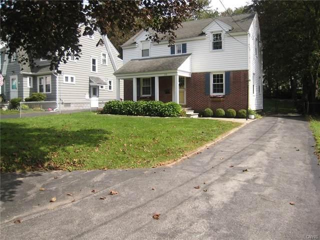 223 Meadow Road, Geddes, NY 13219 (MLS #S1365667) :: Serota Real Estate LLC