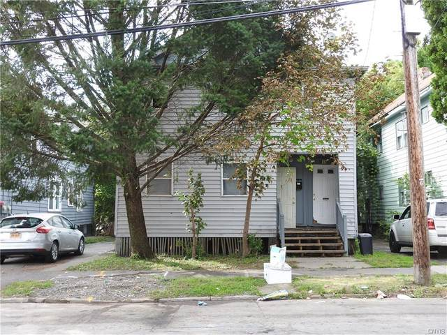 209 Warner Avenue #11, Syracuse, NY 13205 (MLS #S1365669) :: Robert PiazzaPalotto Sold Team