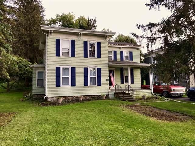 6010 Route 20 E, Lafayette, NY 13084 (MLS #S1365691) :: BridgeView Real Estate