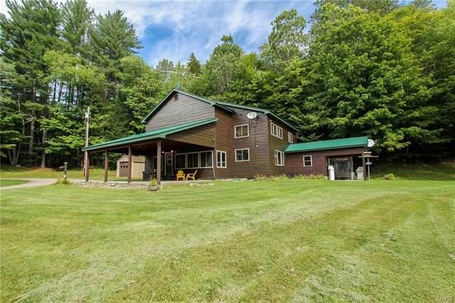 172 Haskell Road, Ohio, NY 13324 (MLS #S1365712) :: Serota Real Estate LLC