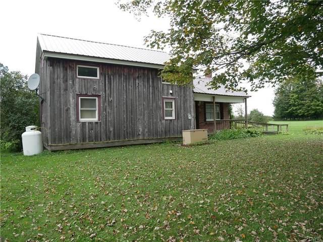 7895 Larkin Road, Hamilton, NY 13355 (MLS #S1365758) :: BridgeView Real Estate