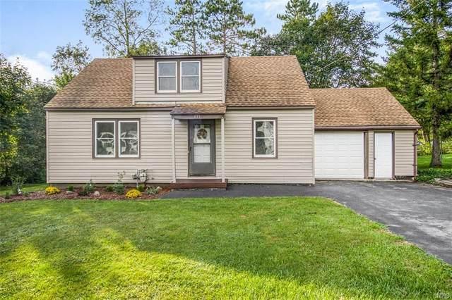 111 Hedgewood Place, Deerfield, NY 13502 (MLS #S1365771) :: Serota Real Estate LLC