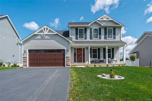 100 Afternoon Drive, Lysander, NY 13027 (MLS #S1365805) :: Thousand Islands Realty