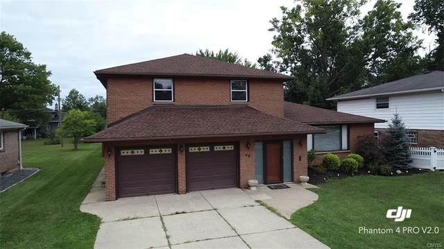 48 Berwin Drive, Amherst, NY 14226 (MLS #S1365860) :: TLC Real Estate LLC