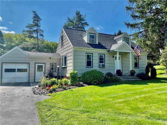 3967 Number Nine Road, Cazenovia, NY 13035 (MLS #S1365868) :: Serota Real Estate LLC