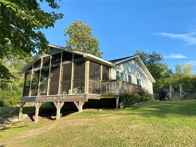 28579 Hewitt Road, Lyme, NY 13622 (MLS #S1365947) :: BridgeView Real Estate
