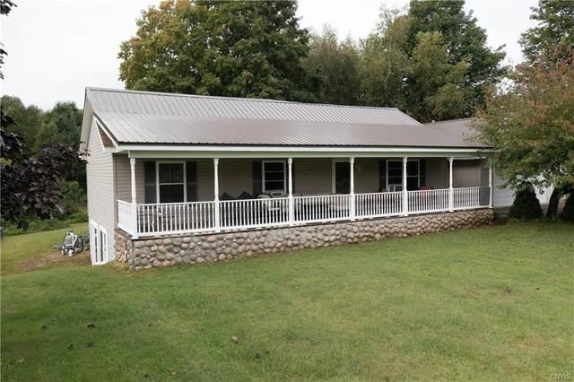 1295 County Route 53, Scriba, NY 13126 (MLS #S1365976) :: BridgeView Real Estate